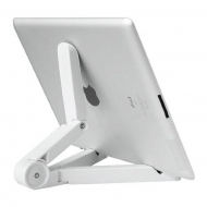 Tablet standaard wit